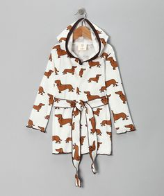 Got Dogg? Hooded Robe - Toddler
