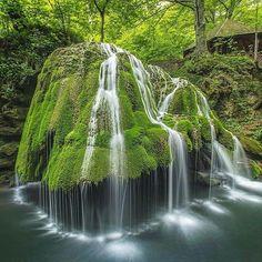 "Nature Fervor (@theearthfervor) on Instagram: ""Bigar Waterfalls, Romania. Photo by @oldkyrenian"""