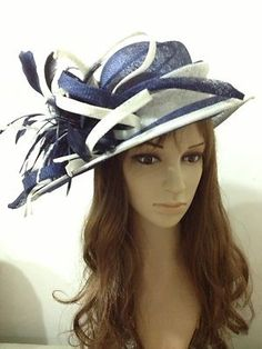 55a9356e7ad Kentucky Derby Hats with Feathers - Bing images Feather Hat