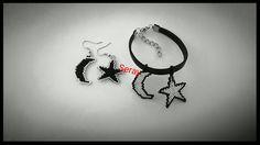 My work. Miyuki beads. Moon &star Turkey flag. Ay yıldız.