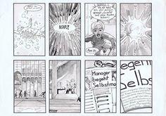 Seite 4 #ProfilComicBodenlos #SciFi #Zeichnung #Zeichner #Zeichnen