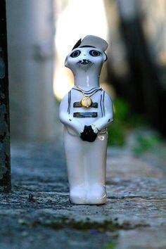 Carguard Meerkat #Ceramics #Sootcookie #CarguardMeerkat