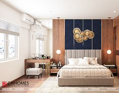 Luxurious Bedrooms, Master Bedroom, Profile, Behance, Interior Design, Luxury, Gallery, Check, Furniture