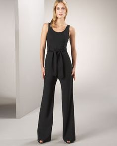 another one piece pant suit