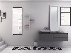 Bathroom furniture set STRATO 19 Strato Collection by INBANI