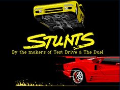 Kicking it of with Throwback Thurday: episode 1 of ADG - Stunts / 4D Sports Driving: http://www.pixelships.com/adg/ep0001.html