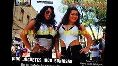 Jenny Chagoya  invita: 1000 JUGUETES 1000 SONRISAS