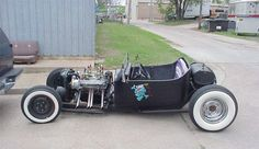 Bucket rat rod me and my dad are going to build one :)
