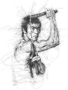 scribble art 26