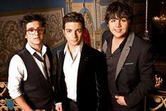 "Il Volo,"" The Three Young Tenors"