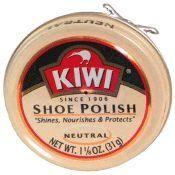 Kiwi Shoe Polish Neutral - [UK & IRELAND]