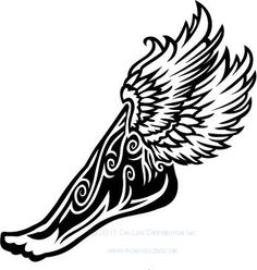 Tattoo on ankle after I finish marathon?   I don't want to tattoo this but wouldn't that be awesome on some shirts for us
