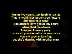 Bruno Mars - When I Was Your Man ( Lyrics ) - YouTube