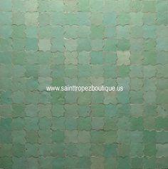 variant green tiles