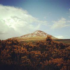 the sugarloaf mountain - (So familiar..)
