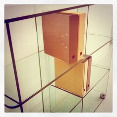 Click here for more info on the Poise Glass Storage Unit     glass top desk