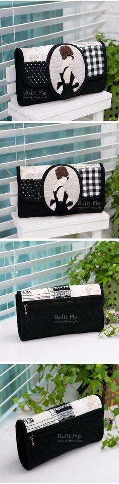 Handmade bag [헵번 미니백&장지갑]