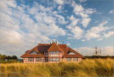 Poster Kurhaus von Zingst (Mecklenburg-Vorpommern)