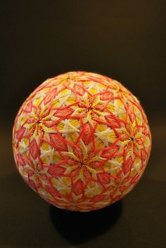 May2009_my 88yrs old grandma's works : TEMARI | Flickr - Photo Sharing!