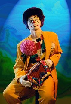 Cindy Sherman clown series