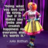 pricilla mooseburger - Google Search For Everyone, Everyone Else, Love Can, My Love, Clowning Around, Make You Smile, Clown Costumes, Things I Want, Make It Yourself