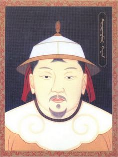 Yuan <b>Huizong</b> (1320-1370), <b>Emperor</b> of <b>China</b> Yuan Dynasty 1333-1370.