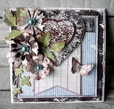 Stempelglede :: Design Team Blog: Post Card from Paris - Pia Baunsgaard.