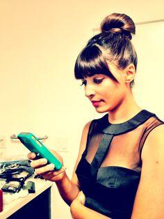Que estará mirando tan atenta Lucia? #besameprincesa