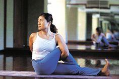 5招不流汗的瑜伽!讓你輕鬆睡好覺  - 康健雜誌95期 -