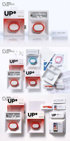 The Dieline Awards 2014: Technology, Media, & Self Promotional, 3rd Place – UP24 — The Dieline | Packaging & Branding Design & Innovation News
