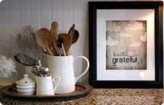 41 Best Kitchen Counter Organization Images Decorating Kitchen