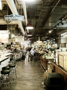 reading terminal market// philly