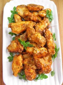 Thumbs-upfor this chic-chic chicken cannot tahan myself from eating this although with this hot weather 必吃的炸鸡 加埋杯啤酒就分了 by eateraction Clean Recipes, Cooking Recipes, Healthy Recipes, Good Food, Yummy Food, Tasty, Drumstick Recipes, Salty Foods, Exotic Food