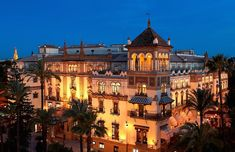 Hotel Alfonso XIII   Seville, SPAIN