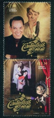 "Stamp - Centenario de Natalicio de ""Cantinflas"" 2011 Old Stamps, Popular Hobbies, Postage Stamp Art, Centenario, Stamp Collecting, Cancun, Ephemera, Nostalgia, World"