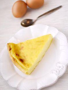Flan pâtissier traditionnel - Recette de cuisine Marmiton : une recette