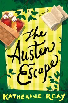 The Austen Escape Katherine Reay Paperback: 336 pages Publisher: Thomas Nelson (November 7, 2017) Language: English ISBN-10: 0718078098 ISBN-13: 978-0718078096  #bookreview