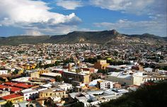 Parral, Chihuahua, Mexico - i have found that some of my ancestors were from here