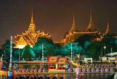 Emerald Temple, Bangkok, Thailand... I always wanted to visit the capital of Thailand. Interested in the people,culture,food,etc..  #AAtoAsia