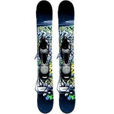 Snowjam 90cm Skiboards Snowblades 2012 with Bindings.  http://sportnews4u.com/