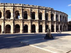 Went Shopping and saw some amazing Roman architecture.