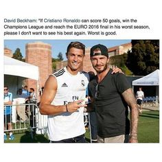 I remembered when David Beckham said this #Dareyoyeledun #Greatness #CR7 #DavidBeckham #Truth #Fact #Football #Soccer #Success #Comics #Comedy #ComedyFestival #ComedyClubs #ComedyShows #ComedyFestivals #ComedyNights #ComedyLife #CCStandUp #ComedyClub #ComedyNight #Comedian #Comedians #ComedyCentral #ComedyTextPosts #ComedyShow #HuffpostComedy