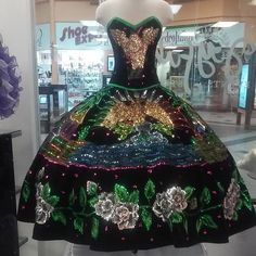 Gorgeous Charro Dress