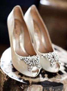 aruna set wedding shoes butterfly, The Ultimate Wedding Shoes WeddingsOnline.ie