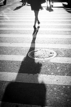 Heels, Prince and Broadway, SoHo, 2014