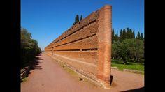 Tivoli, Villa Adriana - Hadrian's Pecile  (manortiz)HD 1080