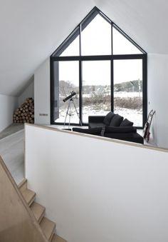 House at Camusdarach Sands byRaw Architecture Workshop