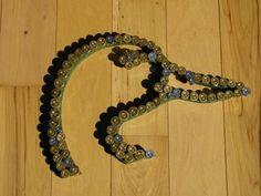 Recycled shotgun shell Ducks unlimited by SilverThornDesignArt