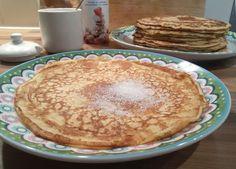 Karnemelk pannenkoeken - Het keukentje van Syts