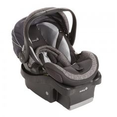 Safety 1st onBoard 35 Air Infant Car Seat Price Range: $150 to $180 ◾Extra Costs: $40 for extra base  ◾GooGooLove: ♥♥♥♥ (4/5) ◾Pros: ◾Easy to adjust ◾Not too bulky ◾Great for preemies  ◾Cons: ◾Flimsy canopy ◾Needs better cushioning ◾Difficult to attach to base